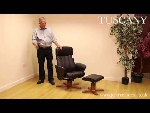 Introducing the Brillliant Budget Tuscany Recliner