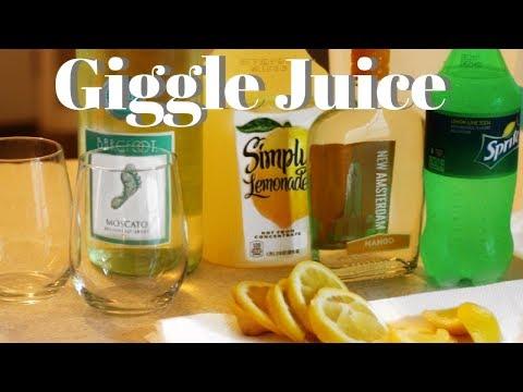 DIY Giggle Juice