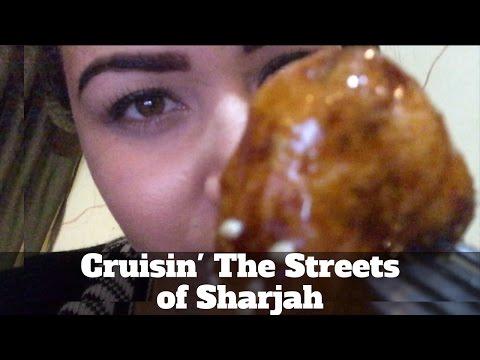 Cruisin' The Streets of Sharjah