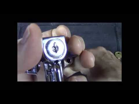 How to get Replacement Key Blanks for a Harley Davidson Helmet Lock #45732-86