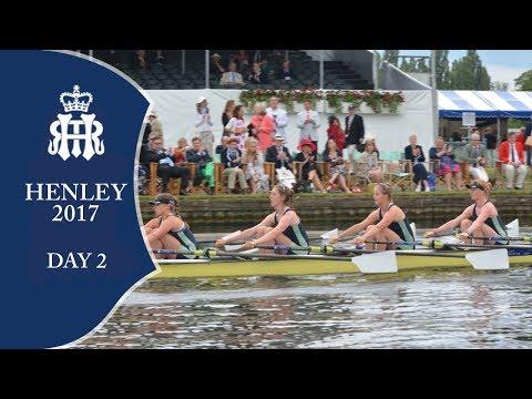 Day 2 - Evening Session Full Replay | Henley Royal Regatta 2017