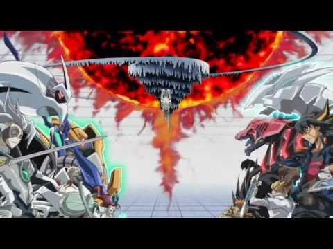 Yu-Gi-Oh! 5D's All Opening´s HD
