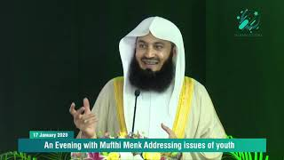 Real Challenges Faced by Youth - Mufti Ismail Menk