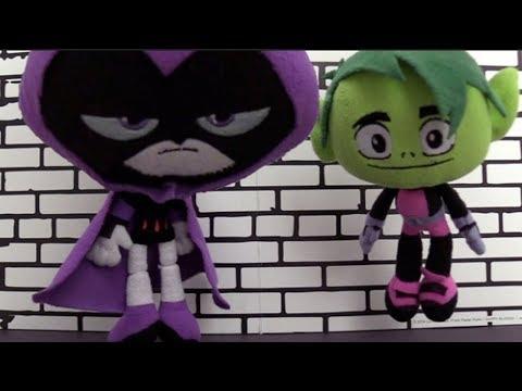 Teen Titans Go! BOBBLE HEAD Raven