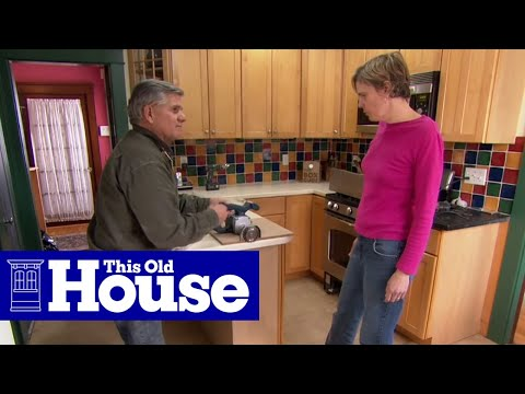 How to Remove a Vinyl Floor and Plywood Subfloor - This Old House