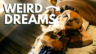What Do Dreams Reveal About Your Life?   Science Of The Dream Machine