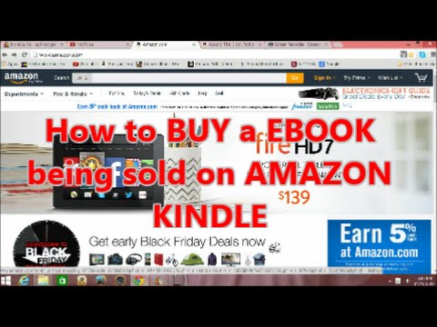 How To BUY / READ an AMAZON EBOOK Without A KINDLE  /  HOW TO BUY A KINDLE READER