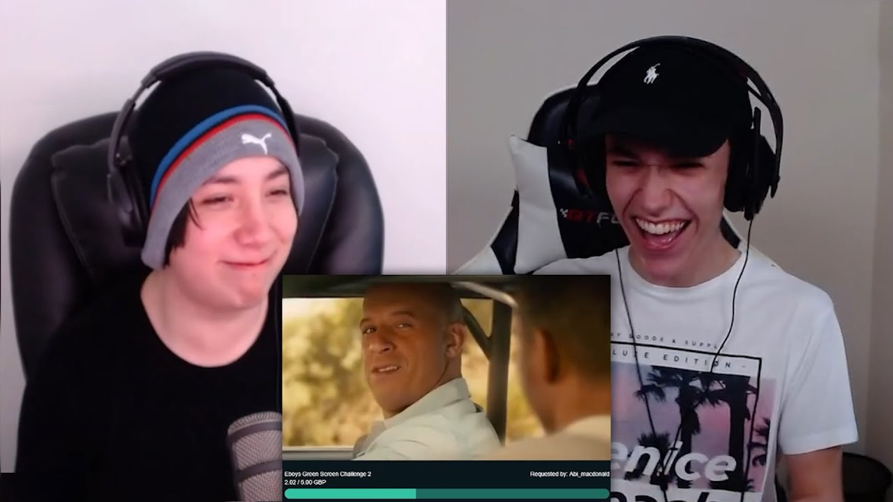 If Me or Quackity Laugh, The Stream Ends...