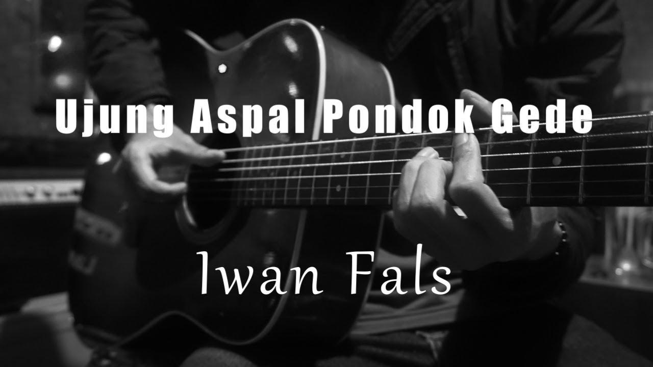Ujung Aspal Pondok Gede - Iwan Fals ( Acoustic Karaoke )