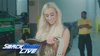 Carmella makes the SmackDown Women