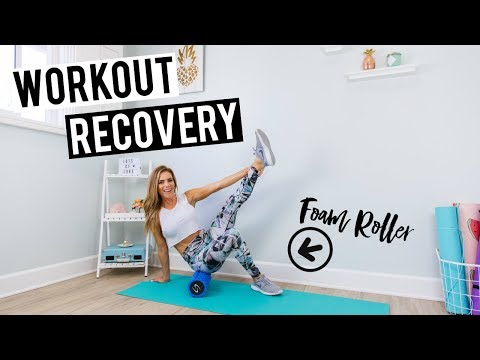 Get Lean: Workout Recovery Foam Roller