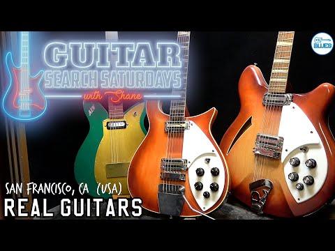 Guitar Search Saturdays Episode #17 (Epic Vintage Guitars & Amps!)