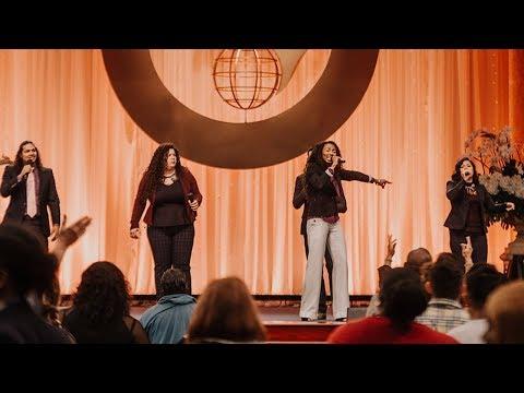 Spirit Move (live) - King Jesus Worship