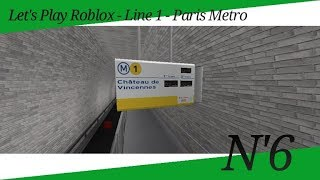 Robloxian Automatic Subway 3 Youtube Roblox Automated Movers V3 1 Line 1 Part 2