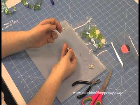 DIY Necklace Kit Instructions How To