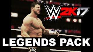 WWE 2K17 Legends Pack is Live