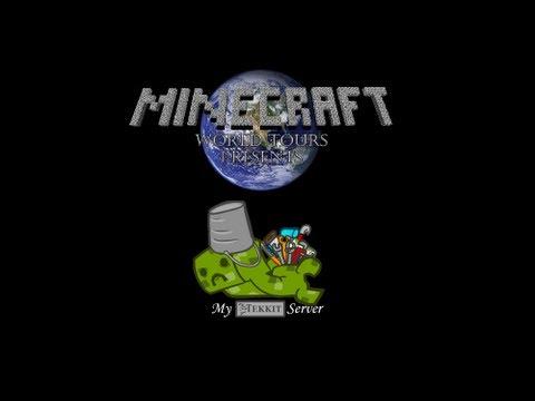 Minecraft World Tours - My Tekkit Server