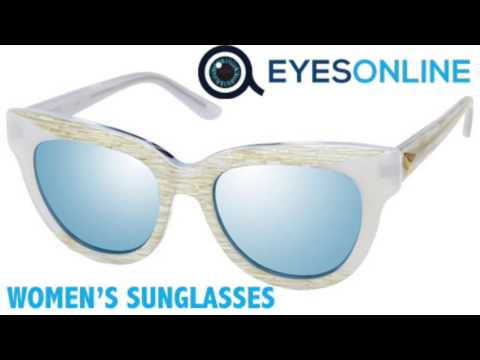 Women's Sunglasses Collection - EYESONLINE