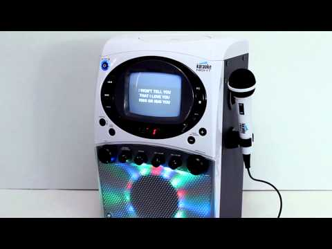 KN355 Karaoke Machine by Karaoke Night