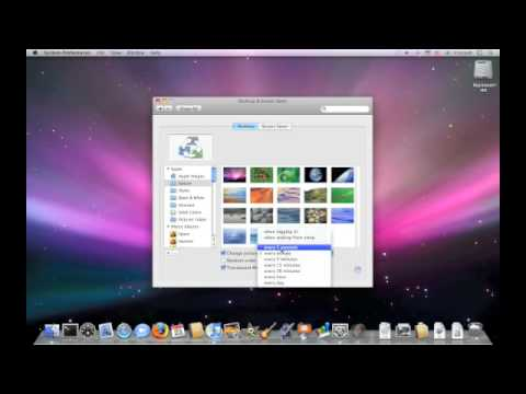 How to Change Your Desktop Background on a Mac