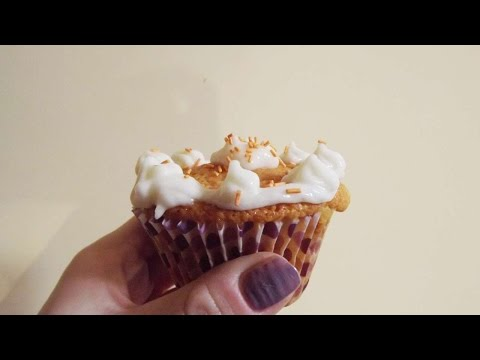 How To Pumpkin & Almond Cupcakes - DIY Crafts Tutorial - Guidecentral