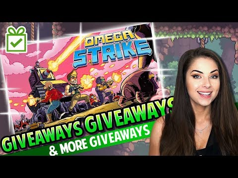 Amazon Gift Card Giveaway, OmegaStrike Giveaway, Steam Keys Giveaway, Steam Codes Giveaway
