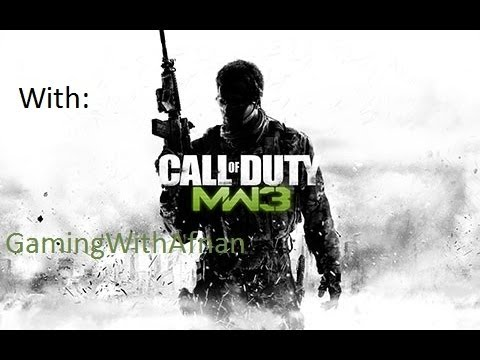 Call of Duty:MW3 Gameplay:Part 1