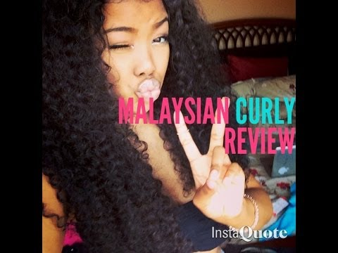 Malaysian Curly Review|Malaysian Virgin Hair Review| HairExpressionsByAlyssa