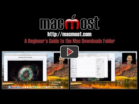 A Beginner's Guide to the Mac Downloads Folder (#1523)