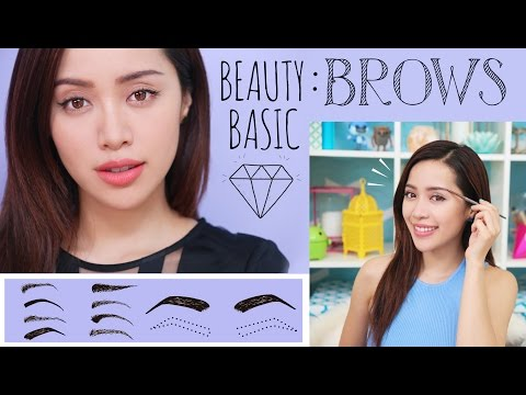 BEAUTY BASIC : BROWS