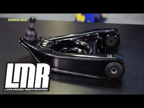 Fox Body Mustang Front Lower Control Arms (5.0Resto 79-93)