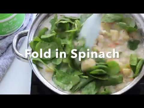 Paleo Chicken Gnocchi Soup