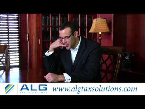 IRS Tax Settlement Offer In Compromise - ALG Tax Solutions