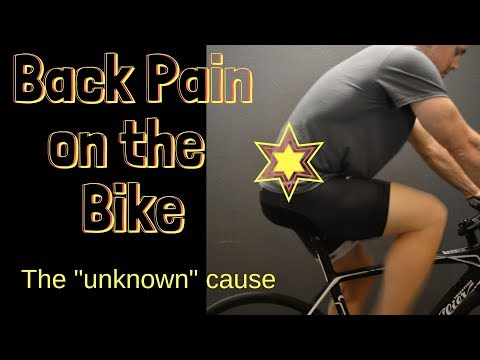 Back Pain on the Bike // beyond