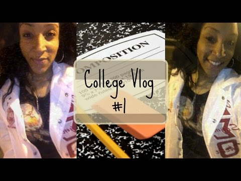 College Vlog #1 | Out And About With My Line Sisters, Sigma Probate, Que Party & Snapchat Chronicles