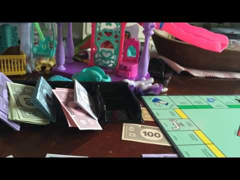 Annoying Monopoly Money Tray