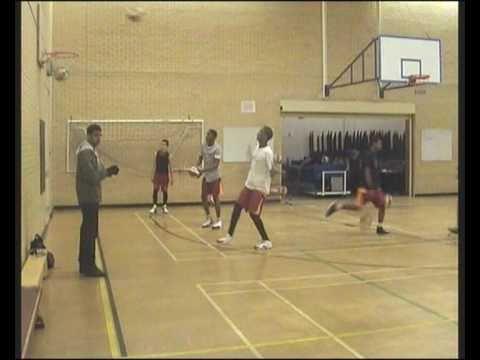 Ike Udeagbara Highlights - Dartford Grammar Basketball