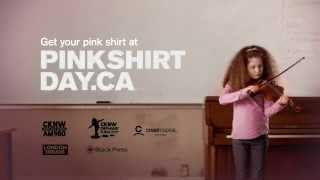 Pink Shirt Day 2016 | Music Jinni