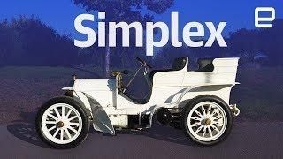 We test drove the CLASSIC Mercedes Simplex