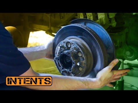 Backyard Mechanic 01: Replacing Nissan Patrol Wheel Bearings