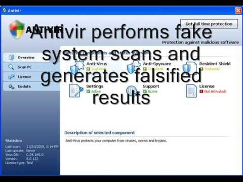 Beware Antivir Entering Your System!
