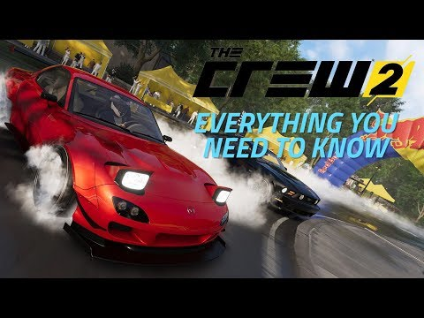 The Crew 2: Everything You Need to Know | Gameplay, Cars, Maps, and More