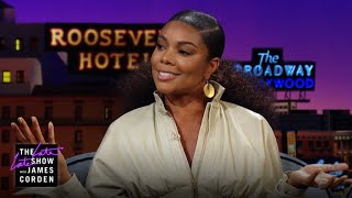 Gabrielle Union Finds James a College Football Team