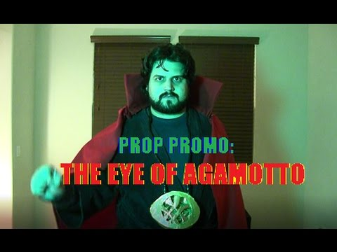 Prop Promo: The Eye of Agamotto (Dr. Strange)