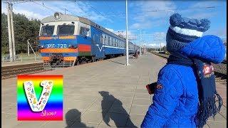 Download Детский канал Поезда и вагоны Смотрим на поезда Видео про железнодорожный транспорт Trains VLOG Video