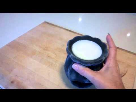 Removing Wax from an Oil Burner :)