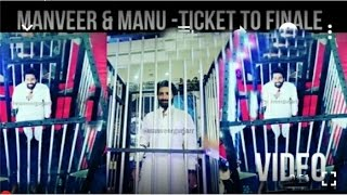 Bigg Boss 10 _ Manveer Gujjar & Manu Punjabi in orbit Mall For Win Ticket to Finale _ Unseen Undekha