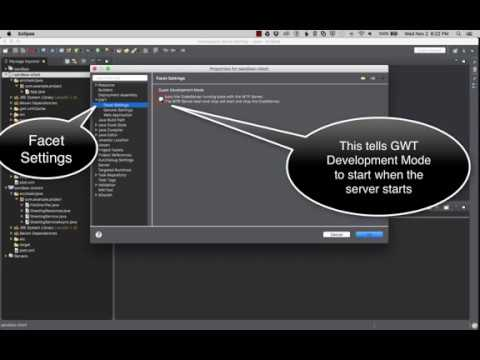 GWT Eclipse Plugin V3 - GWT Development Mode with Tomcat - Auto Configure