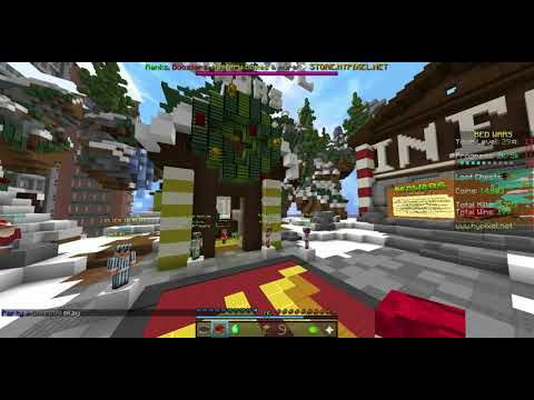 Mincraft Hypixel New mvp++ rank