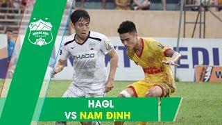 DNH Nam Định - HAGL | 4 trận đấu cực kỳ căng thẳng và kết quả ngọt ngào cho Phố Núi 🔥 | HAGL Media